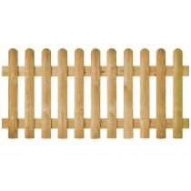 Valla de madera Bristol