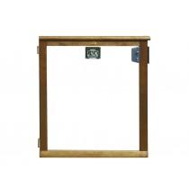 Puerta de madera de seguridad Boreas