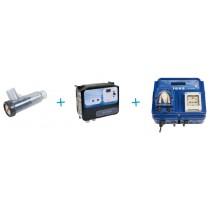 Kit electrolyseur et pompe PH