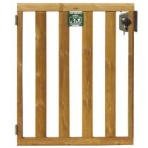 madera valla de seguridad de Donegal
