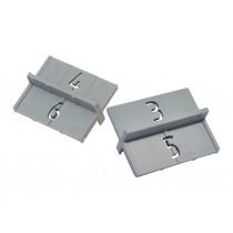 Separadores de lamas de terraza 3/4/5/6 mm (bolsa 10 piezas)